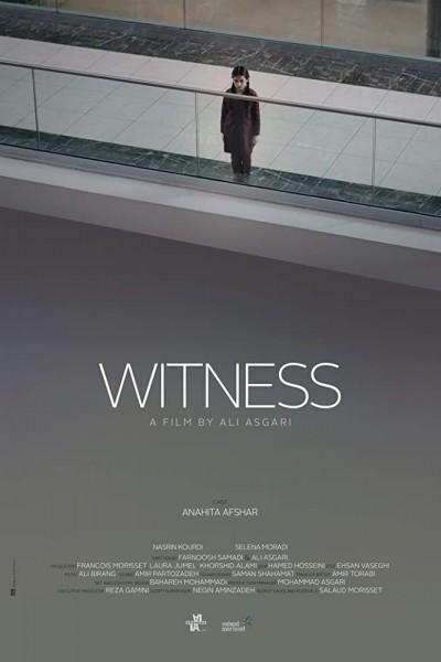 Caratula, cartel, poster o portada de Witness
