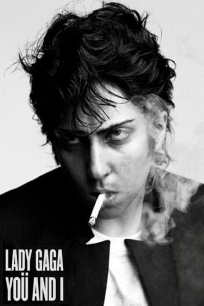 Caratula, cartel, poster o portada de Lady Gaga: Yoü and I (Vídeo musical)