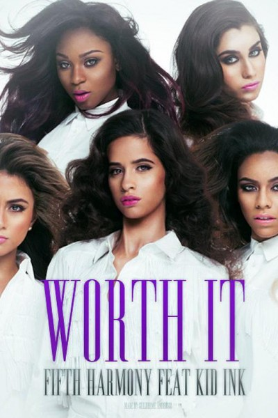 Caratula, cartel, poster o portada de Fifth Harmony: Worth It (Vídeo musical)
