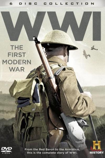 Caratula, cartel, poster o portada de IGM: La primera guerra moderna