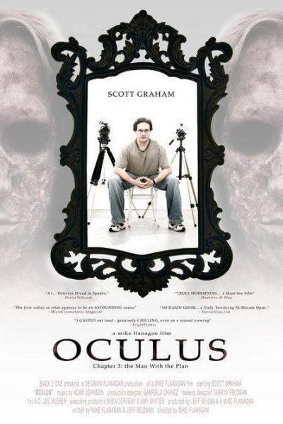 Caratula, cartel, poster o portada de Oculus: Chapter 3 - The Man with the Plan