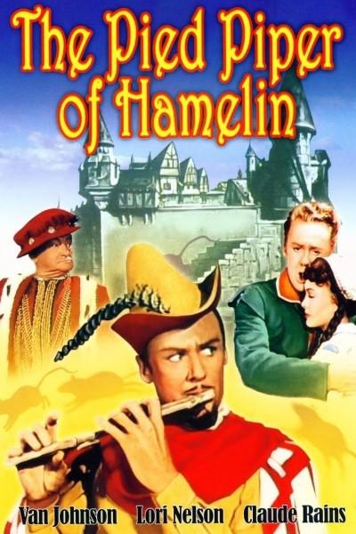 Caratula, cartel, poster o portada de El flautista de Hamelín