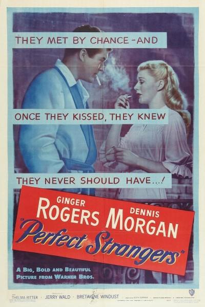 Caratula, cartel, poster o portada de Perfect Strangers