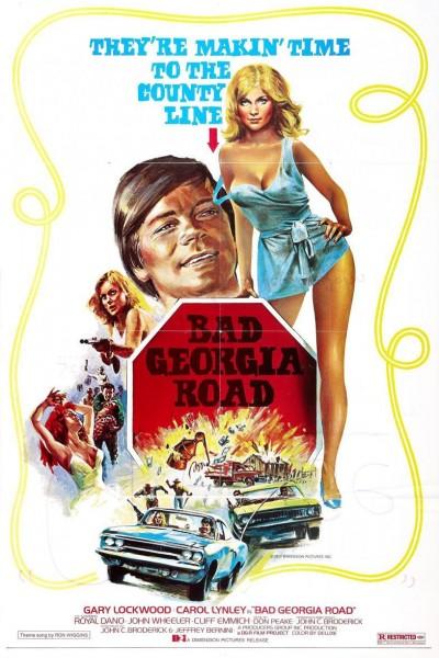 Caratula, cartel, poster o portada de Bad Georgia Road