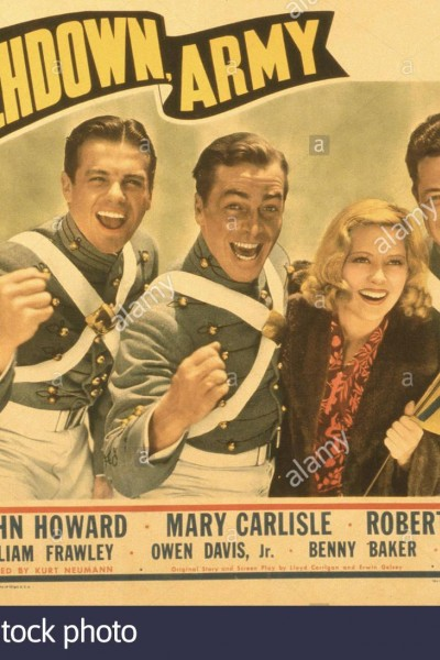 Caratula, cartel, poster o portada de Touchdown, Army