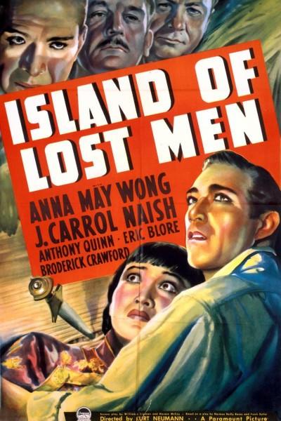 Caratula, cartel, poster o portada de Island of Lost Men