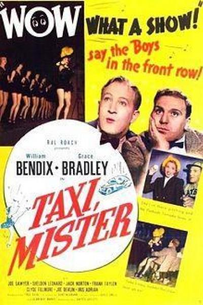 Caratula, cartel, poster o portada de Taxi, Mister