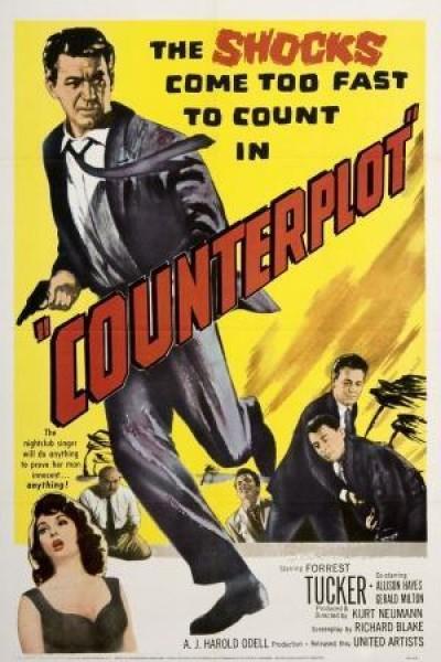 Caratula, cartel, poster o portada de Counterplot
