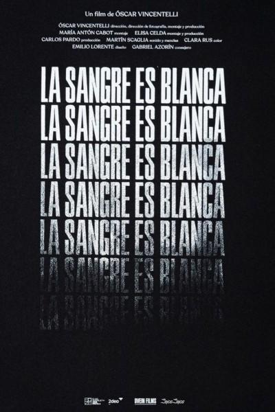 Caratula, cartel, poster o portada de La sangre es blanca