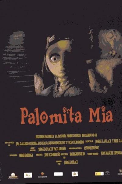 Caratula, cartel, poster o portada de Palomita mía