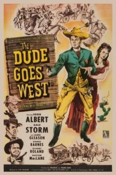 Caratula, cartel, poster o portada de The Dude Goes West