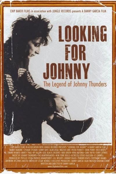 Caratula, cartel, poster o portada de Looking for Johnny