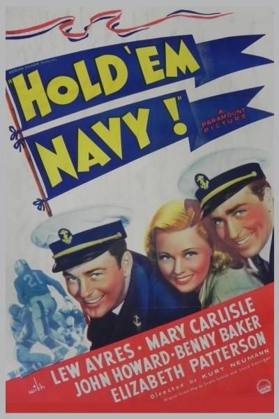 Caratula, cartel, poster o portada de Hold \'Em Navy