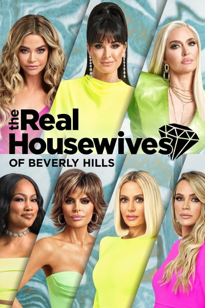 Caratula, cartel, poster o portada de The Real Housewives of Beverly Hills