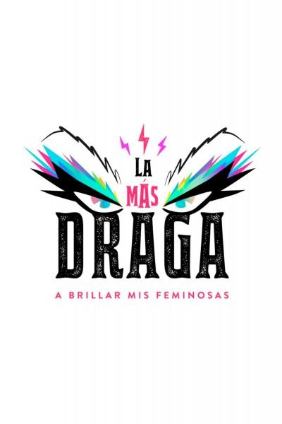 Caratula, cartel, poster o portada de La más draga