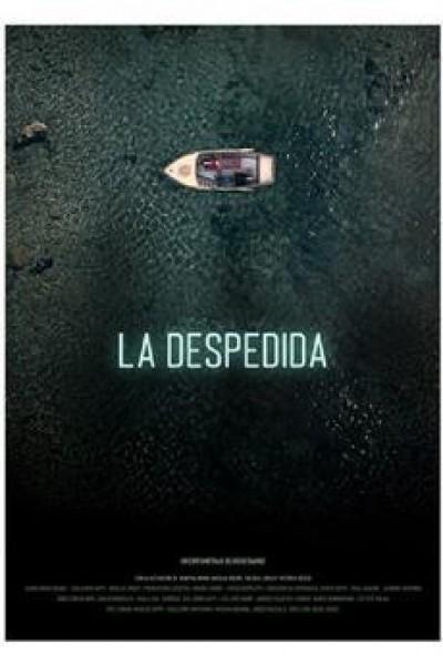 Caratula, cartel, poster o portada de La despedida