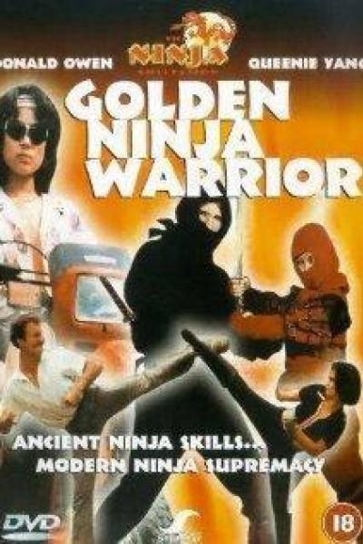 Caratula, cartel, poster o portada de Golden Ninja Warrior