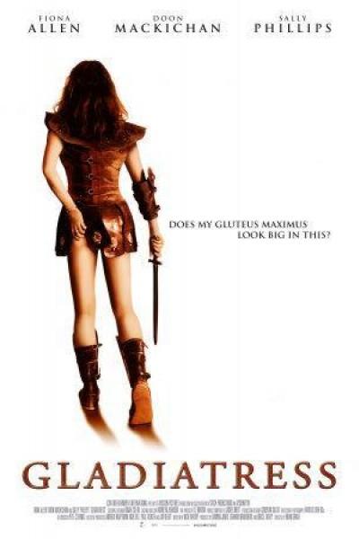 Caratula, cartel, poster o portada de Gladiatress