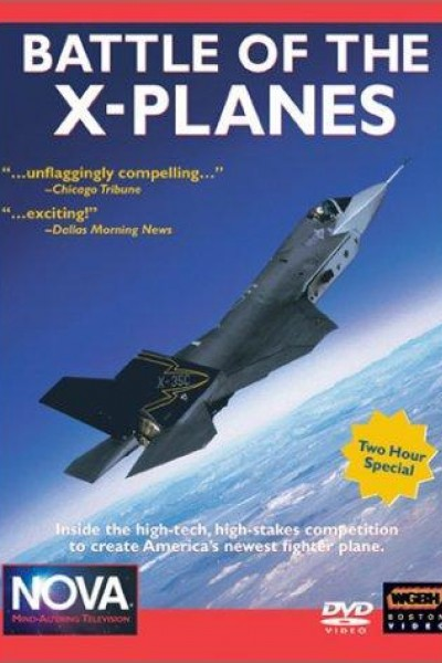 Caratula, cartel, poster o portada de Battle of the X-Planes
