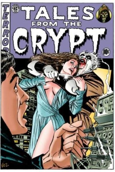 Caratula, cartel, poster o portada de Historias de la cripta: Informe desde la tumba (Ep)