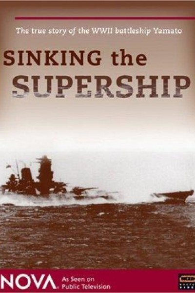 Caratula, cartel, poster o portada de Sinking the Supership