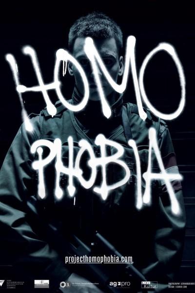 Caratula, cartel, poster o portada de Homofobia