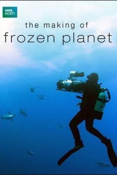Caratula, cartel, poster o portada de Planeta Helado: Cómo se hizo