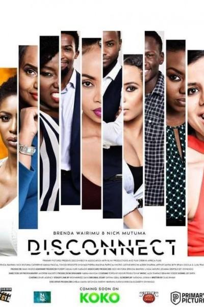 Caratula, cartel, poster o portada de Disconnect