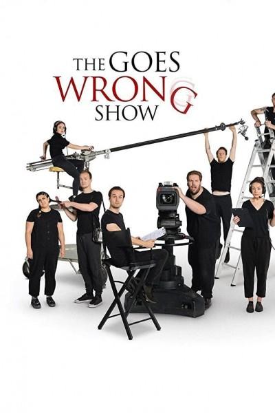 Caratula, cartel, poster o portada de The Goes Wrong Show