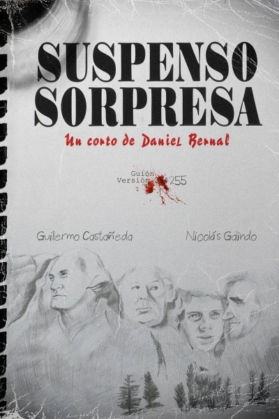 Caratula, cartel, poster o portada de Suspenso o Sorpresa