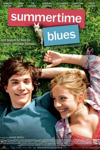 Caratula, cartel, poster o portada de Summertime Blues