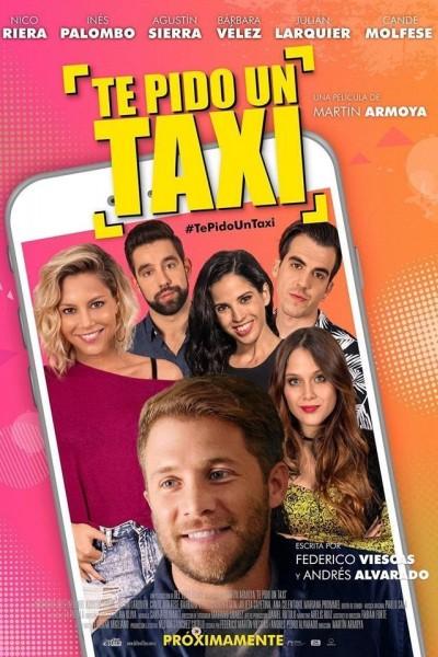 Caratula, cartel, poster o portada de Te pido un taxi