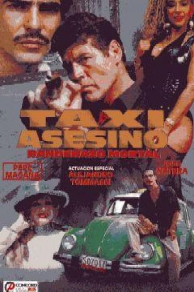 Caratula, cartel, poster o portada de Taxi asesino (Banderazo mortal)