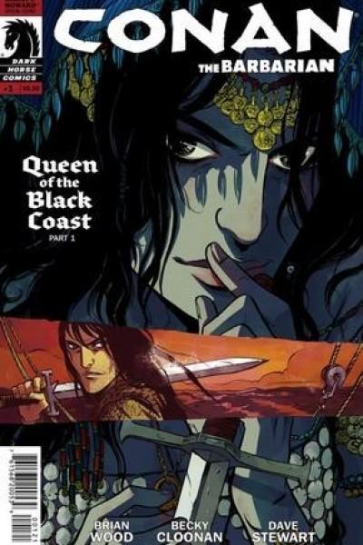 Caratula, cartel, poster o portada de Conan the Barbarian: Queen of the Black Coast
