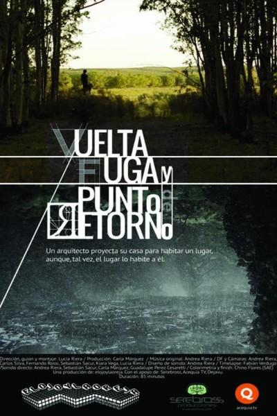 Caratula, cartel, poster o portada de Vuelta, fuga y punto de retorno