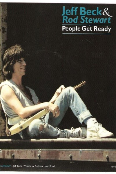 Caratula, cartel, poster o portada de Jeff Beck & Rod Stewart: People Get Ready (Vídeo musical)