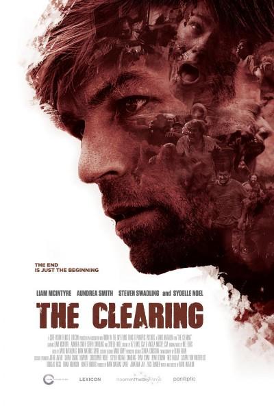 Caratula, cartel, poster o portada de The Clearing