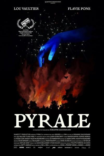 Caratula, cartel, poster o portada de Pyrale