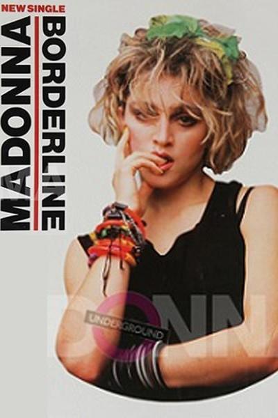 Caratula, cartel, poster o portada de Madonna: Borderline (Vídeo musical)