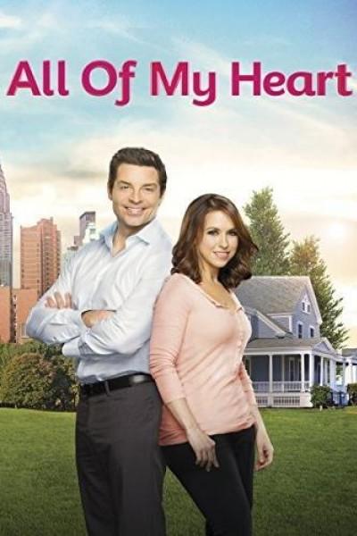 Caratula, cartel, poster o portada de All of My Heart