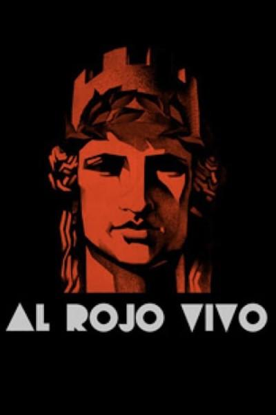 Caratula, cartel, poster o portada de Al rojo vivo