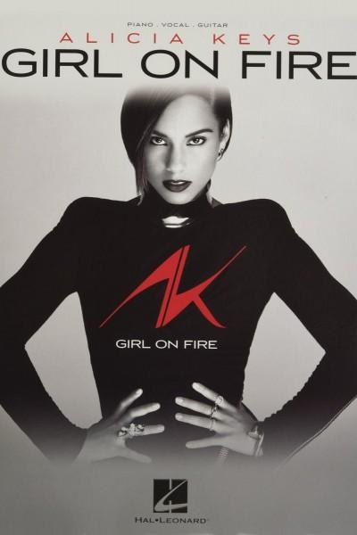 Caratula, cartel, poster o portada de Alicia Keys: Girl on Fire (Vídeo musical)