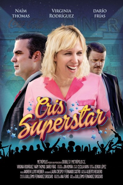 Caratula, cartel, poster o portada de Cris Superstar