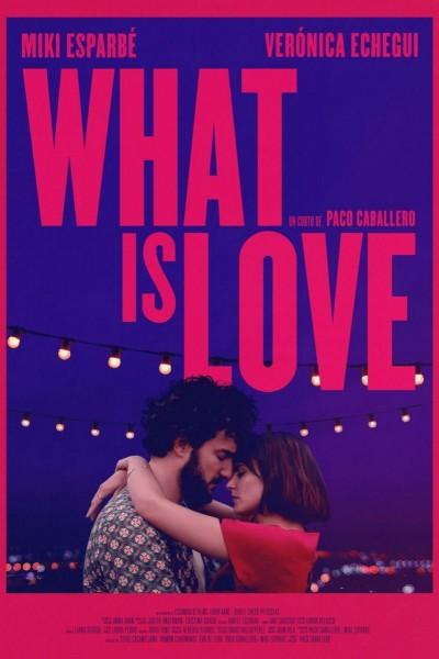 Caratula, cartel, poster o portada de What Is Love