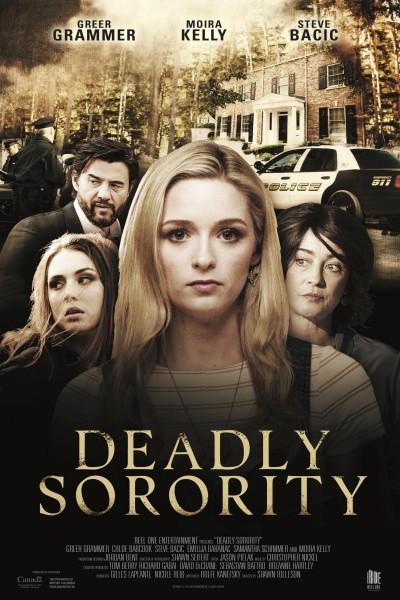 Caratula, cartel, poster o portada de Muerte en el campus