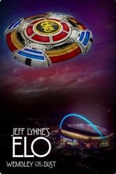 Caratula, cartel, poster o portada de Jeff Lynne\'s ELO: Wembley or Bust