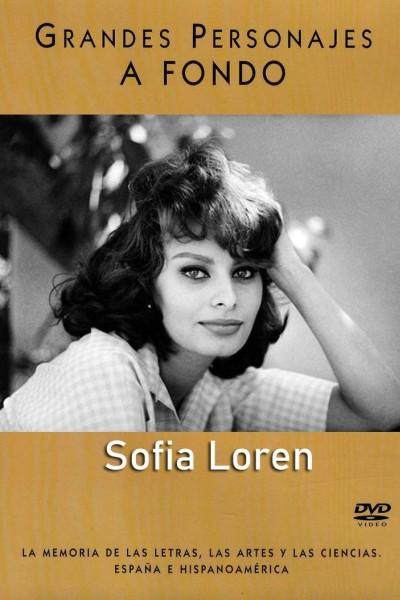 Caratula, cartel, poster o portada de A fondo con Sofia Loren