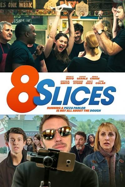 Caratula, cartel, poster o portada de 8 Slices