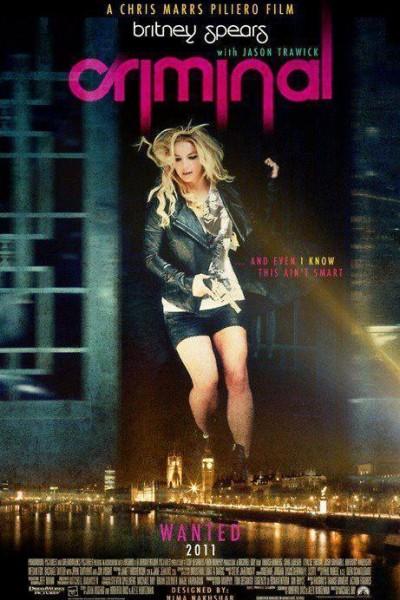 Caratula, cartel, poster o portada de Britney Spears: Criminal