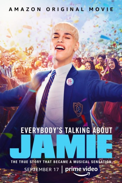 Caratula, cartel, poster o portada de Todos hablan de Jamie